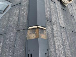 外壁塗装,塗装,外壁,屋根,塗装工事,屋根工事,台風,被害,棟,棟板金,火災保険,自然災害,埼玉,坂戸市,川越市,鶴ヶ島市